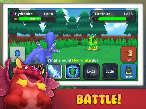 Drakomon – Battle amp Catch Dragon Monster RPG Game 1.4 screenshots 8