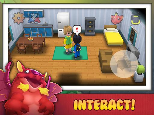 Drakomon – Battle amp Catch Dragon Monster RPG Game 1.4 screenshots 9