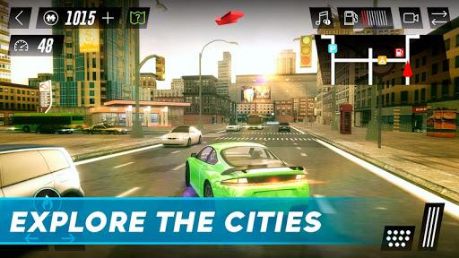 Driving Car Simulator 2.0 screenshots 4