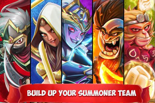 Epic Summoners Hero Legends – Fun Free Idle Game 1.0.0.155 screenshots 2