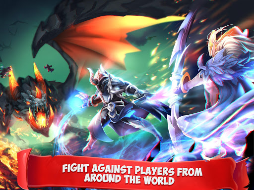 Epic Summoners Hero Legends – Fun Free Idle Game 1.0.0.155 screenshots 6