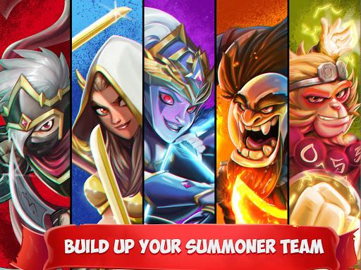 Epic Summoners Hero Legends – Fun Free Idle Game 1.0.0.155 screenshots 8