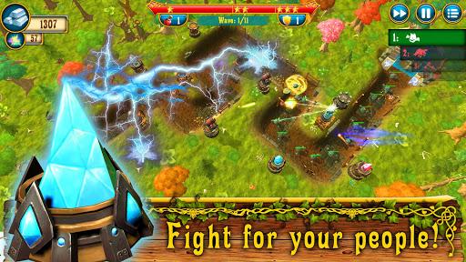Fantasy Realm TD Tower Defense Game 1.29 screenshots 14