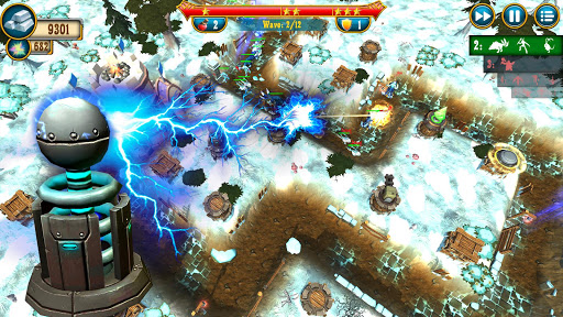 Fantasy Realm TD Tower Defense Game 1.29 screenshots 15