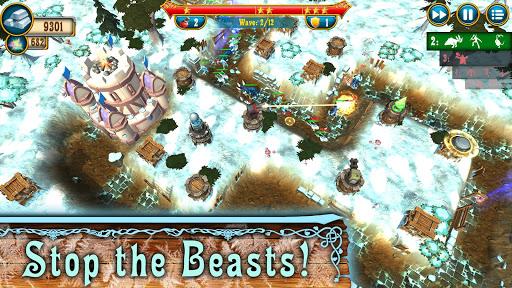 Fantasy Realm TD Tower Defense Game 1.29 screenshots 2