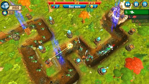 Fantasy Realm TD Tower Defense Game 1.29 screenshots 8