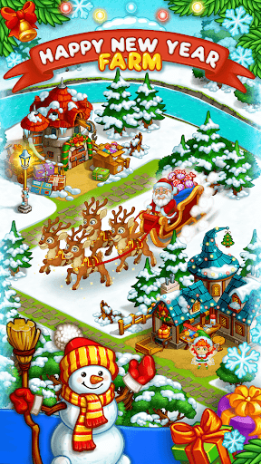 Farm Snow Happy Christmas Story With Toys amp Santa 1.74 screenshots 18