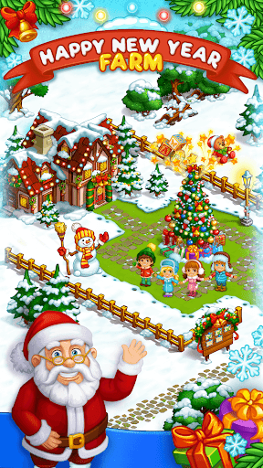 Farm Snow Happy Christmas Story With Toys amp Santa 1.74 screenshots 2