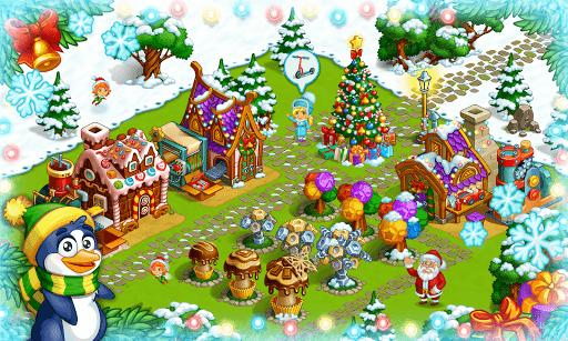 Farm Snow Happy Christmas Story With Toys amp Santa 1.74 screenshots 22