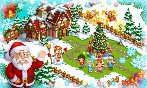 Farm Snow Happy Christmas Story With Toys amp Santa 1.74 screenshots 23