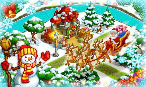 Farm Snow Happy Christmas Story With Toys amp Santa 1.74 screenshots 8