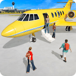 Free Download Aeroplane Games: City Pilot Flight 1.0.4 APK