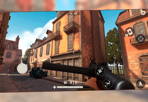 Frontline Guard WW2 Online Shooter 0.9.43 screenshots 10