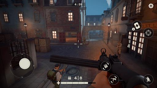 Frontline Guard WW2 Online Shooter 0.9.43 screenshots 2