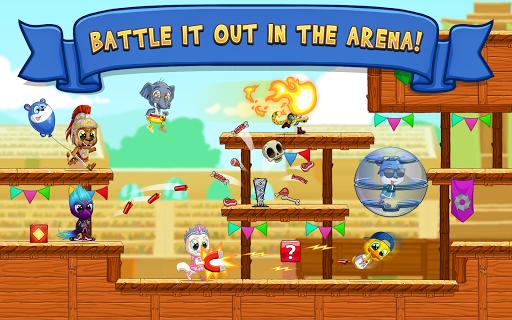 Fun Run 3 – Multiplayer Games 3.6.6 screenshots 11