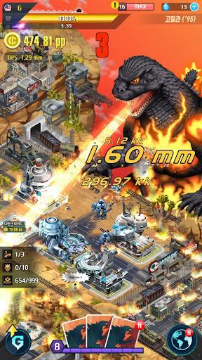 Godzilla Defense Force 2.3.4 screenshots 14