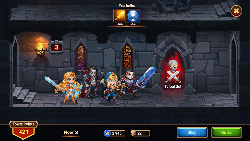 Hero Wars Hero Fantasy Multiplayer Battles 1.95.9 screenshots 7