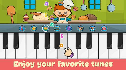 Kids piano 3.3.15 screenshots 1