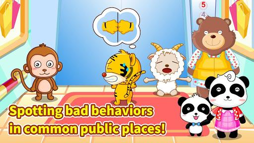 Little Panda Travel Safety 8.45.00.01 screenshots 3