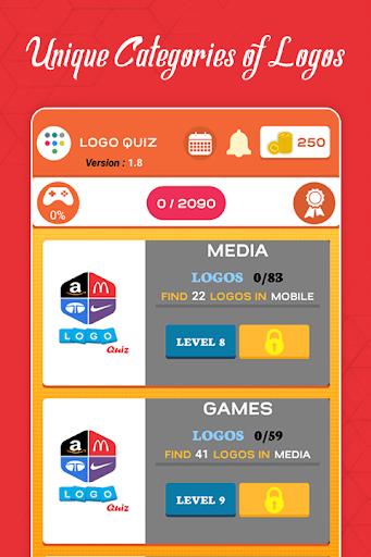 Logo Quiz Guess the Logo game Guess the Brand 2.6 screenshots 22