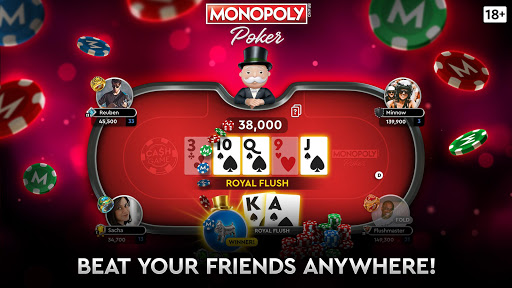 MONOPOLY Poker – The Official Texas Holdem Online 0.7.1 screenshots 4