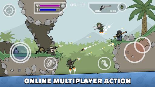 Mini Militia – Doodle Army 2 5.3.3 screenshots 1