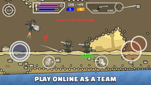 Mini Militia – Doodle Army 2 5.3.3 screenshots 2