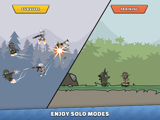 Mini Militia – Doodle Army 2 5.3.3 screenshots 21