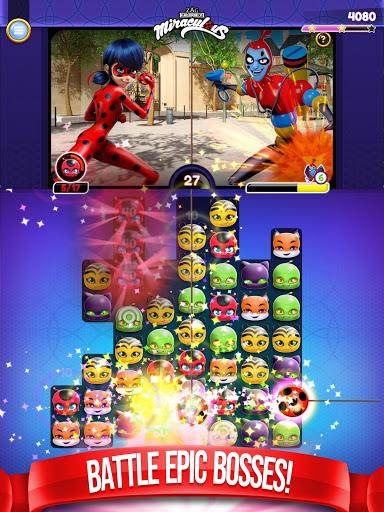 Miraculous Crush A Ladybug amp Cat Noir Match 3 3.0.1568 screenshots 8