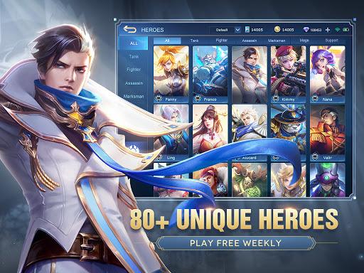 Mobile Legends Bang Bang 1.5.16.5612 screenshots 14