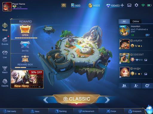 Mobile Legends Bang Bang 1.5.16.5612 screenshots 16