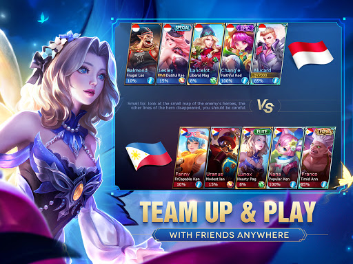 Mobile Legends Bang Bang 1.5.16.5612 screenshots 21