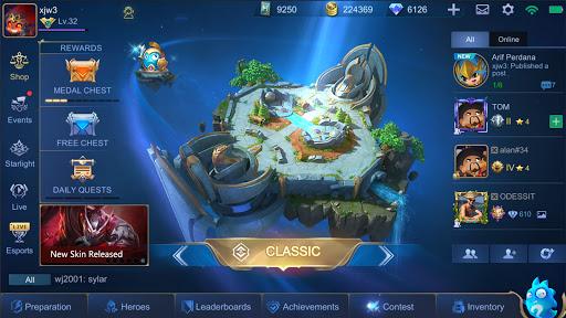 Mobile Legends Bang Bang 1.5.16.5612 screenshots 8