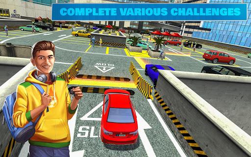 Multi Level Car Parking Games 3.2 screenshots 13