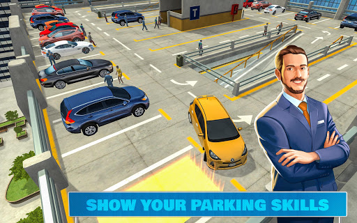 Multi Level Car Parking Games 3.2 screenshots 9