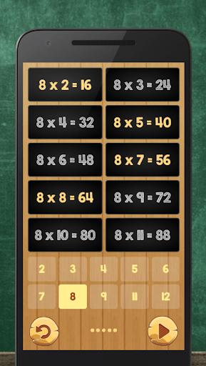 Multiplication Table Kids Math 3.9.0 screenshots 4