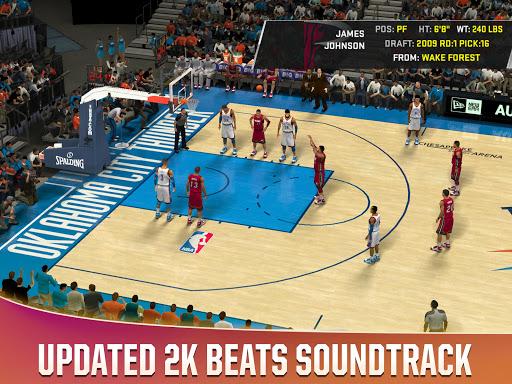 NBA 2K20 Varies with device screenshots 11