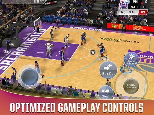 NBA 2K20 Varies with device screenshots 13