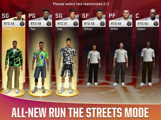 NBA 2K20 Varies with device screenshots 14