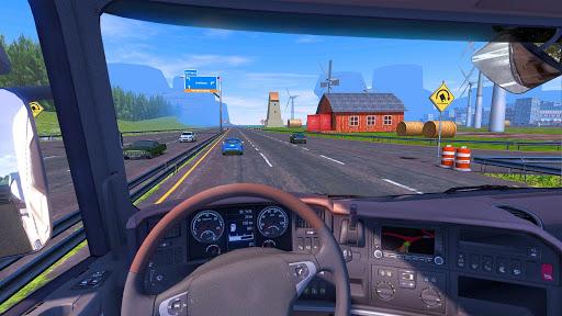 Oil Tanker Transporter Truck Simulator 2.8 screenshots 3