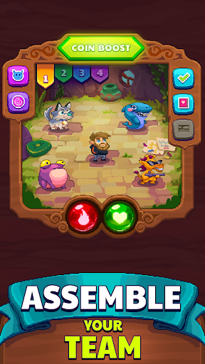 PewDiePies Pixelings – Idle RPG Collection Game 1.4.1 screenshots 4