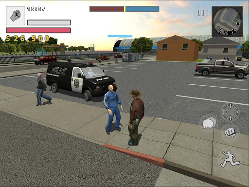 Police Cop Simulator. Gang War 2.3.3 screenshots 11