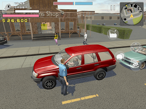 Police Cop Simulator. Gang War 2.3.3 screenshots 16
