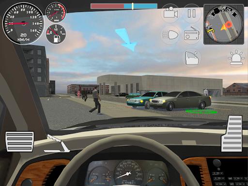 Police Cop Simulator. Gang War 2.3.3 screenshots 17