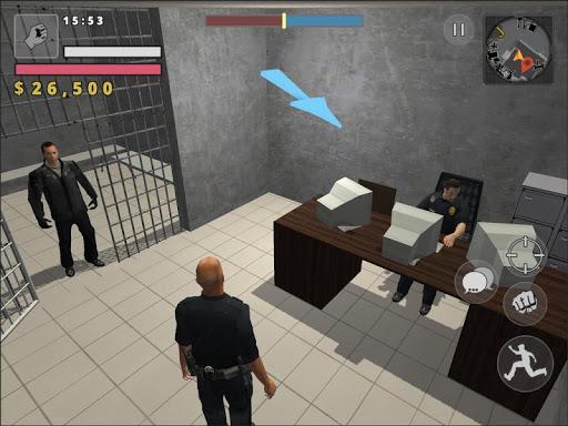 Police Cop Simulator. Gang War 2.3.3 screenshots 21