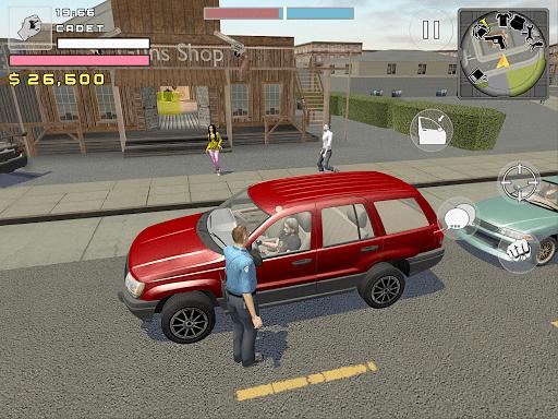 Police Cop Simulator. Gang War 2.3.3 screenshots 9