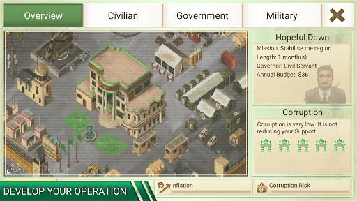 Rebel Inc. 1.6.0 screenshots 5