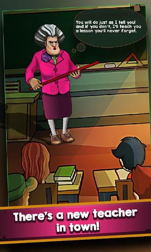 Scary Teacher Addictive Word Game 2.1 screenshots 2