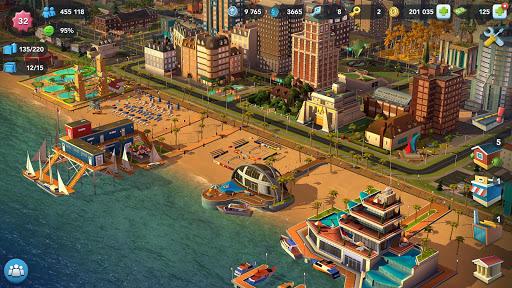SimCity BuildIt 1.34.1.95520 screenshots 6