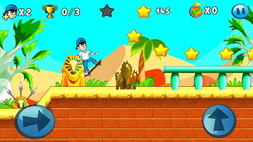 Skater Kid 7.1.29.5 screenshots 1